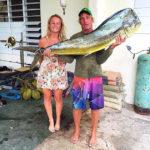 rincon fishing charters - Mahi Mahi fishing in rincon, puerto rico.