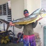 Black Pearl rincon fishing charters - dorado fishing in rincon, puerto rico.
