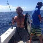 fresh tuna rincon fishing charters - fishing in rincon, puerto rico.